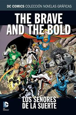 DC Comics Novelas Gráficas (El Mundo-Marca) #16
