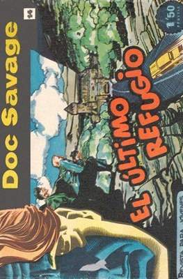 Doc Savage (Grapa (1961)) #14