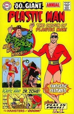Plastic Man 80 Page Giant