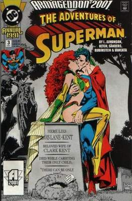 The Adventures of Superman Annual (Comic Book) #3