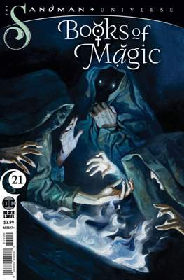 Books of Magic Vol. 2 (2018-) (Comic Book) #21