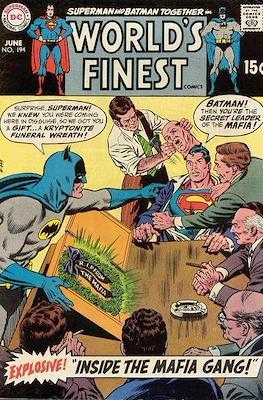 World's Finest Comics (1941-1986) (Comic Book) #194