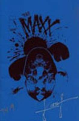 The Maxx (Variant Cover)