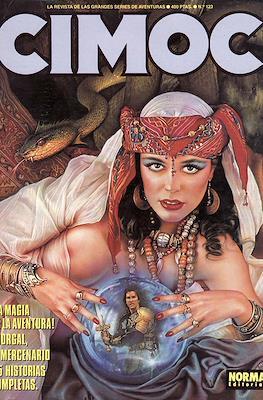 Cimoc (Grapa 60-132 pp) #123