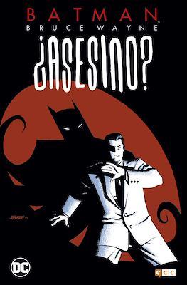 Batman: Bruce Wayne ¿Asesino? (Cartoné 352-368 pp) #1
