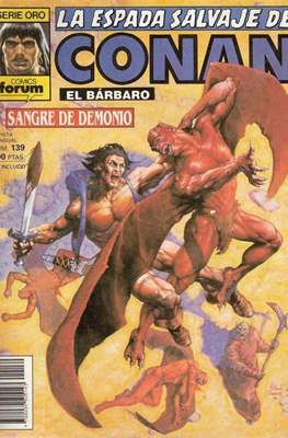 La Espada Salvaje de Conan. Vol 1 (1982-1996) (Grapa. B/N.) #139
