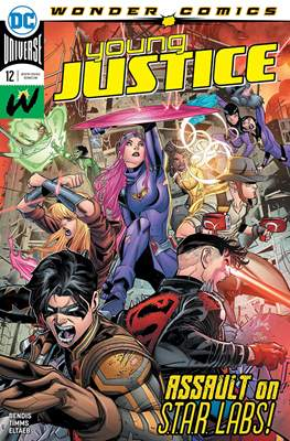 Young Justice (2019-) (Comic Book) #12