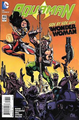 Aquaman Vol. 7 (2011-2016) (Comic-book) #46
