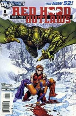 Red Hood and the Outlaws (2011-) New 52 (Comic-Book) #5