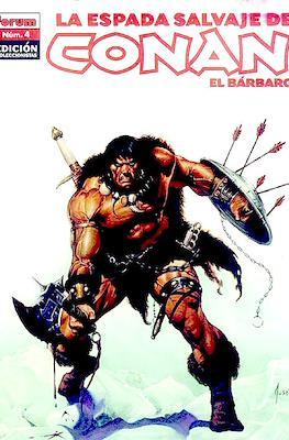 La Espada Salvaje de Conan el Bárbaro. Edición coleccionistas (Rústica. 64 páginas. B/N. (2005-2008).) #4