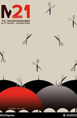 M21 Magazine (Grapa) #25