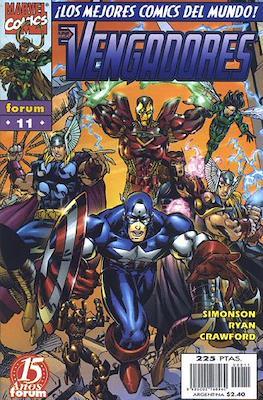 Los Vengadores: Heroes Reborn (1997-1998) #11