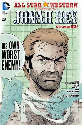 All Star Western vol. 3 (2011-2014) (Comic-book) #28