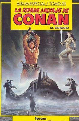 La Espada Salvaje de Conan - Álbum especial (Retapados) #33