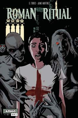 Roman Ritual Vol. 2 (Comic Book) #3