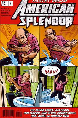 American Splendor (2006) (Comic book) #2