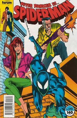 Spiderman Vol. 1 / El Espectacular Spiderman (1983-1994) (Grapa 32-48 pp) #170