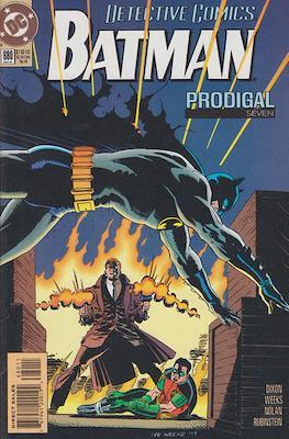 Detective Comics Vol. 1 (1937-2011; 2016-) (Comic Book) #680