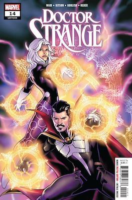 Doctor Strange (Vol. 5 2018-) (Comic book) #14