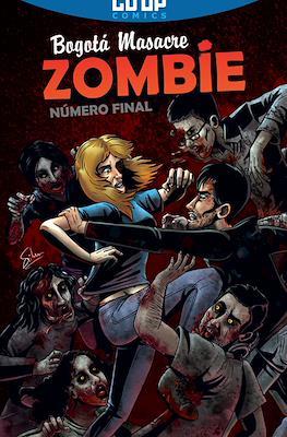Bogotá Masacre Zombie (Grapa) #5