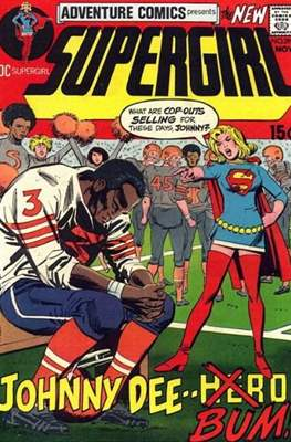 New Comics / New Adventure Comics / Adventure Comics (1935-1983 ; 2009-2011) (Comic Book) #399