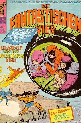 Die Fantastischen Vier (Heften) #35