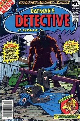 Detective Comics Vol. 1 (1937-2011; 2016-) (Comic Book) #480