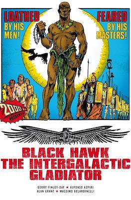 Black Hawk The Intergalactic Gladiator