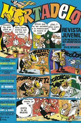 Mortadelo (1970) (Grapa) #43