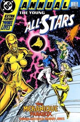The Young All-Stars Annual