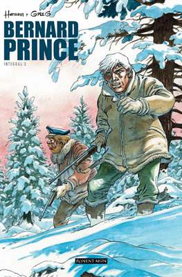 Bernard Prince (Integral Cartoné) #3
