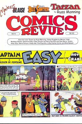 Comics Review / Comics Revue (Grapa) #273