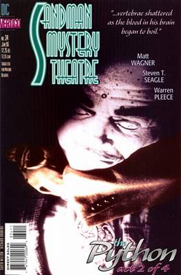Sandman Mystery Theatre (Comic Book. 1993) #34