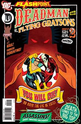 Flashpoint: Deadman and the Flying Graysons Vol 1 (Grapa) #2