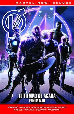 Los Vengadores de Jonathan Hickman. Marvel Now! Deluxe (Cartoné) #8