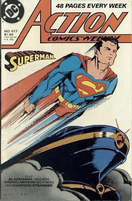 Action Comics Vol. 1 (1938-2011; 2016-) (Comic Book) #617