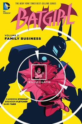 Batgirl Vol. 4 (2011) (Digital collected) #2
