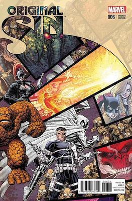 Original Sin (Variant Covers) (Comic Book) #6.1