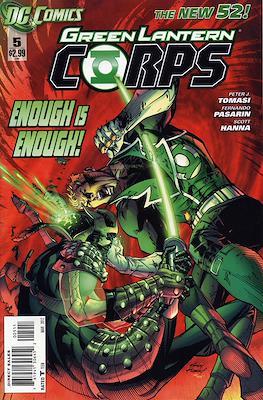 Green Lantern Corps Vol. 3 (2011-2015) #5