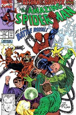 The Amazing Spider-Man Vol. 1 (1963-2007) (Comic-book) #338