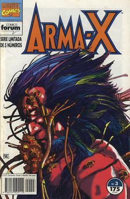 Arma-X vol. 1 (1992) (Grapa) #3