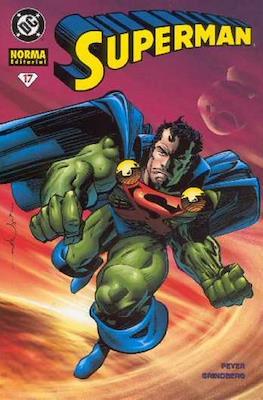 Superman (2001-2002) (Rústica) #17