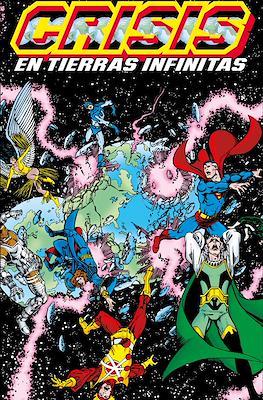 Crisis en Tierras Infinitas XP (Cartoné) #1