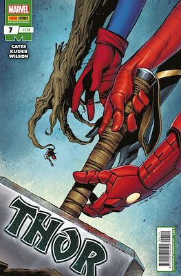 Thor / El Poderoso Thor / Thor - Dios del Trueno / Thor - Diosa del Trueno / El Indigno Thor (2011-) (Grapa) #114/7