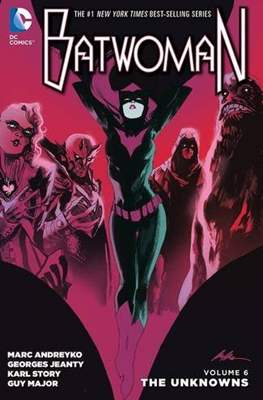 Batwoman Vol. 1 (2011-2015) (Softcover) #6