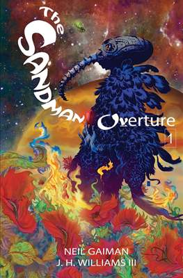 The Sandman: Overture (comic-book) #1