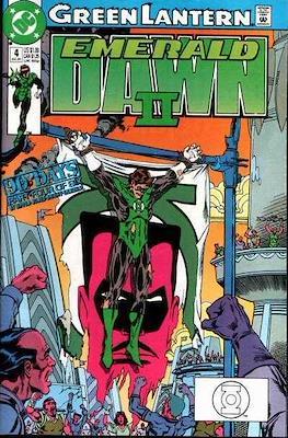 Green Lantern: Emerald Dawn II #4