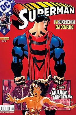 Superman. 1ª série (Grapa) #3