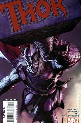 Thor / Journey into Mystery Vol. 3 (2007-2013) #7