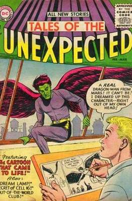 Tales of the Unexpected (1956-1968) (Comic Book) #1